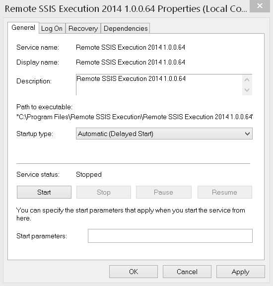 Remote Execution of SSIS Packages – Support Topics