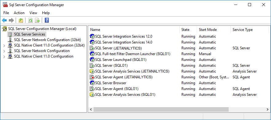 Install sql server integration services | Peatix
