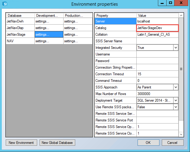 Configure Multiple Environments Using the Development Toolkit