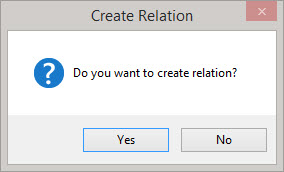 Table Relations and Relationship Types – Support Topics